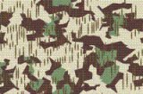 1/35 Camouflage Pattern LW Splinter Pattern ver.B