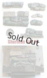 SH006 Sherman Engine Deck Set #6 (8 Pieces)