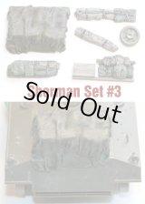 SH003 Sherman Engine Deck Set #3 (7 Pieces)
