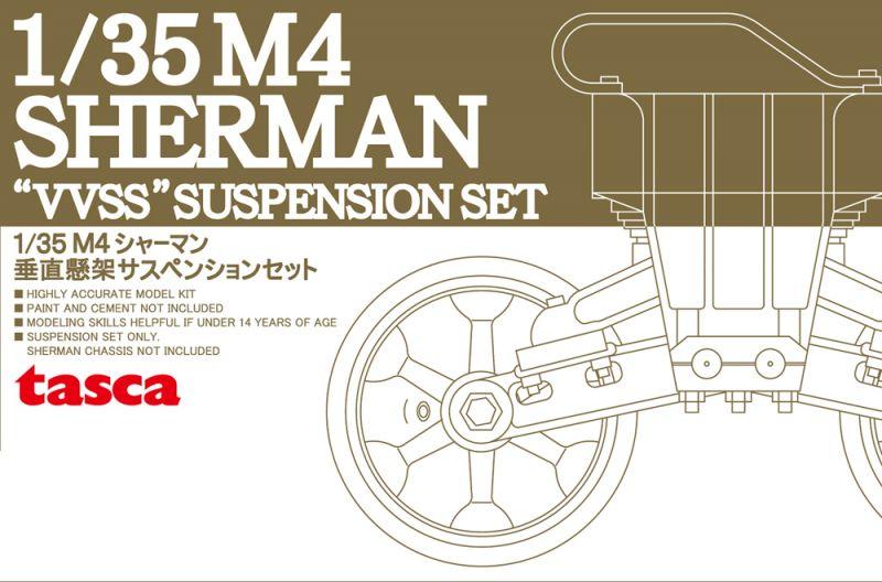 1/35 M4 SHERMAN